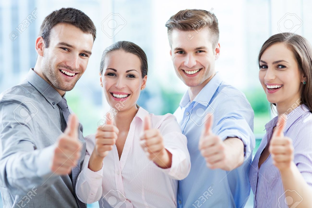 20174782-business-team-with-thumbs-up-people
